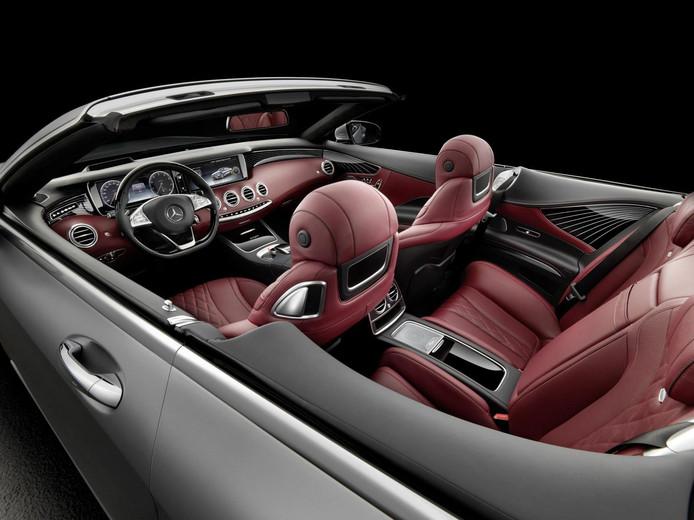 De S-Klasse cabriolet en coupé sneuvelen bij de volgende generatie S-Klasse, aldus Handelsblatt