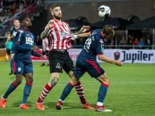 Janssen is het lichtpuntje voor FC Eindhoven