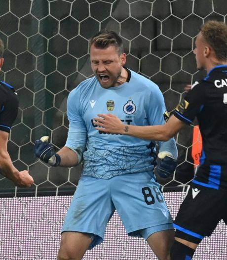 Trois joueurs de Bruges, dont Mignolet, testés positifs au coronavirus après avoir affronté le Standard