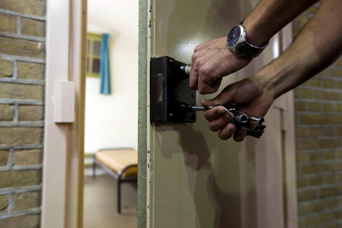 Foto ter illustratie. Voor verschillende gevangenissen in Noord-Holland wordt een GZ-psycholoog gezocht.