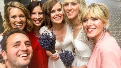 Jolien De Greef trouwt met vriendin Joy