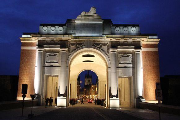 De Britse touroperatoren zullen zeker ook een bezoek brengen aan de Menenpoort.