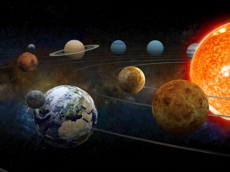 Neptunus is de achtste planeet van ons zonnestelsel. (Illustratiefoto)