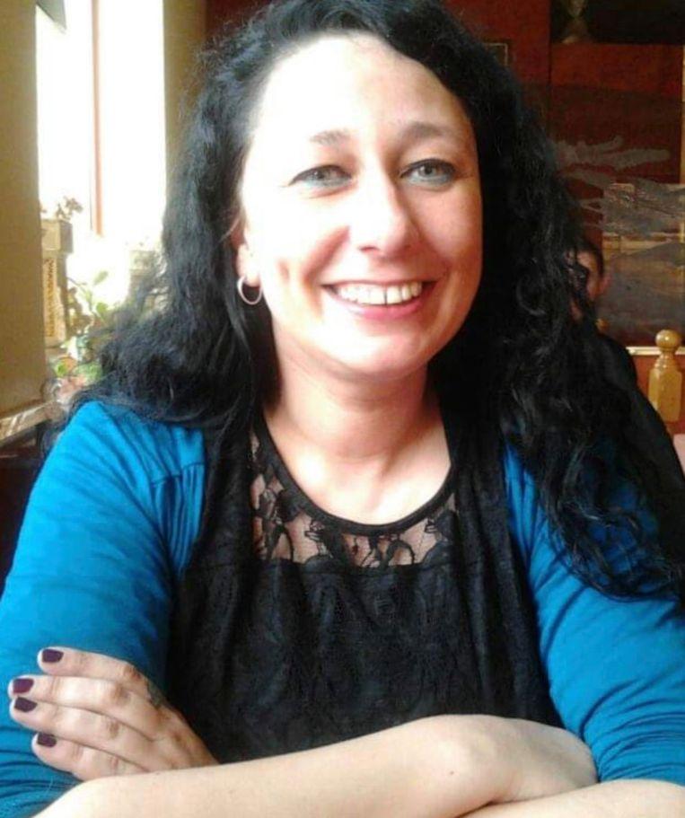 Els Cappoen (46) overleefde de brand in haar flat niet.