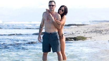 Drie jaar geleden stonden Megan Fox en Brian Austin op scheiden, maar nu zijn ze verliefder dan ooit