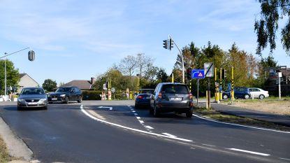 Asfalteringswerken op kruispunt N41/Denstraat van 3 tot 10 november
