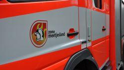 Hangar in Leemweg vat vuur: geen gewonden