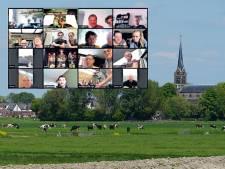 Thuiszitten veroorzaakt nieuwe rage: iedereen aan de digitale dorpsquiz