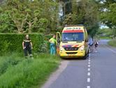 Wielrenner gewond na val in Strijbeek