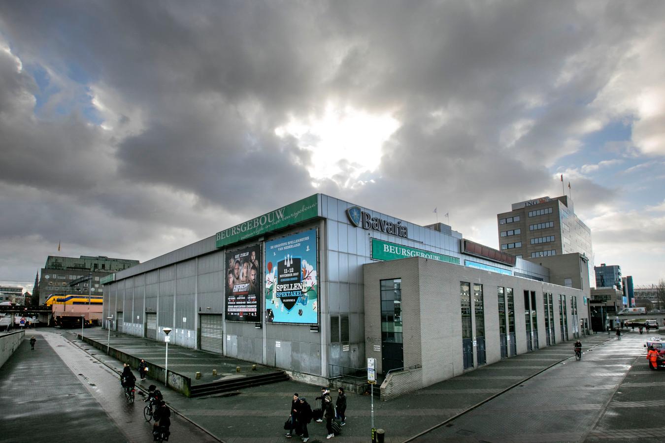 Het Beursgebouw in Eindhoven.
