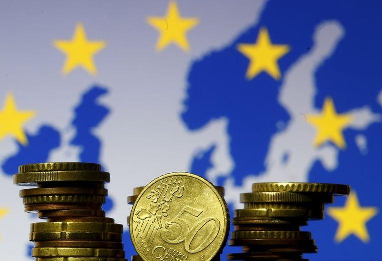België leent opnieuw aan een negatieve rente.