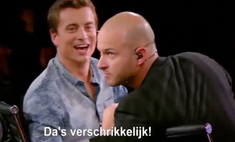 Niels Destadsbader en Stan Van Samang