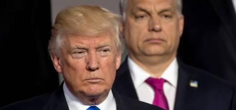 Le Hongrois Viktor Orban souhaite la réélection de Donald Trump