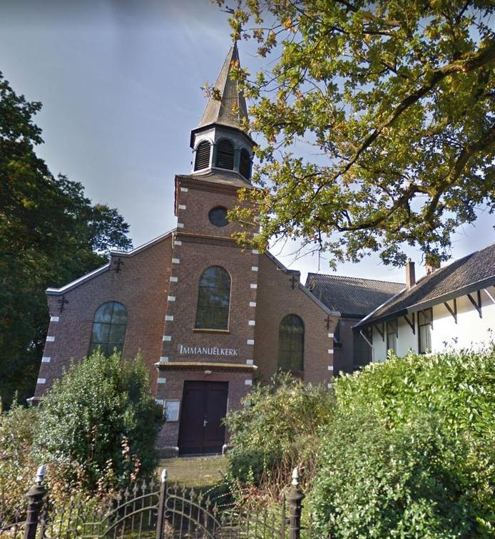 De Immanuëlkerk is vanaf komend weekeinde het nieuwe onderkomen van de Christelijk Gereformeerde Kerk in Driebergen.