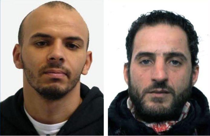 Oualid Sekkaki et Baghat Abderrahim.