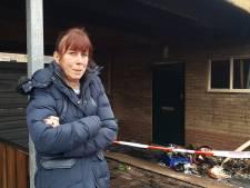 Puttense Marianne Jansen na autobrand in haar carport: 'Wij zijn allemaal heel, dat vind ik het allerbelangrijkste'