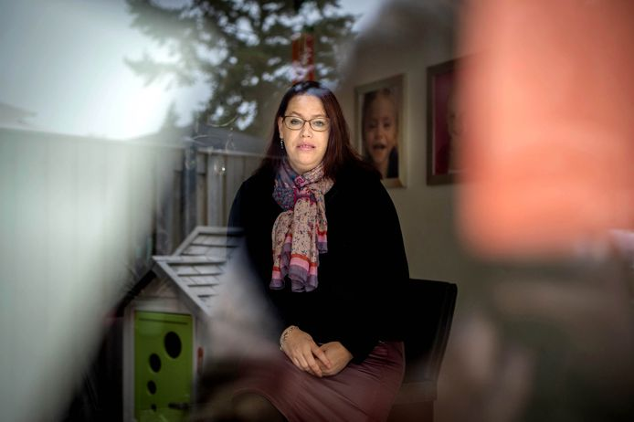 Marinka Peters verloor haar zoontje Luuk toen hij 4 was. Luuk kampte met een ernstige stofwisselingsziekte.