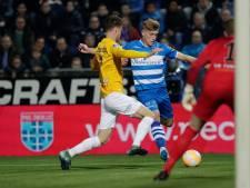De Graafschap boekt eerste uitzege bij PEC Zwolle