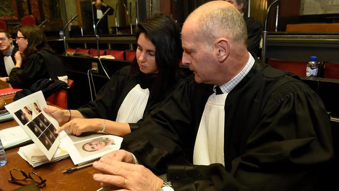 Mes Psalti et Koning, avocats des proches de Dominique Sabrier