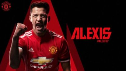 Alexis Sánchez naar Man United: Chileen met 550.000 euro per week bestbetaalde speler in Premier League