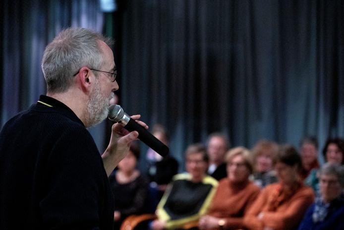 Ronald Giphart bij het Literair Café Gemert