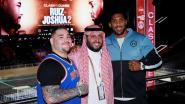 """Ruiz en Joshua vechten morgen in Saudi-Arabië, ondertussen storm van protest: """"Politieke propaganda"""""""