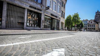 Autoverkeer weer toegelaten in Brugse winkelstraten vanaf maandag