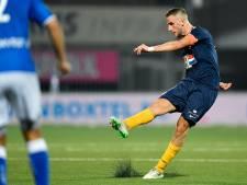 FC Eindhoven in extremis via twee penalty's naar gelijkspel tegen FC Den Bosch
