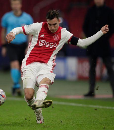 Nieuw contract in de maak: Nicolás Tagliafico gaat tot medio 2023 tekenen bij Ajax