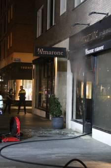 Amarone blijft voorlopig dicht na kelderbrand: 'Dit wil je niet meemaken'