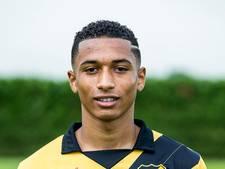 Gino Demon voor de speelminuten naar Jong FC Utrecht