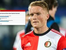 Uitslag poll: lezers verdeeld over kansen Feyenoord