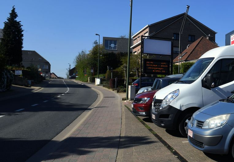 De Pellenbergstraat in Lubbeek -die uitgeeft op de Ganzendries - wordt acht maanden afgesloten.
