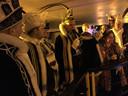 Vijf Prinsen Carnaval ontmoetten elkaar in 2019 tijdens de Grensontmoeting: vlnr Prins Martijn (Knollevretersgat), Prins Martijn (Ballefruttersgat) Prins Ton (D'n Haozenpot), Prinses Désirée (Kaaiengat) en Prins Etiënne (Kruikenstad).