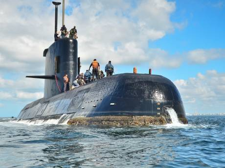 Vorig jaar verdwenen Argentijnse onderzeeër gevonden