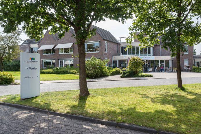 Woonzorgcentrum 't Vonder aan de Molenberg in Ruinerwold