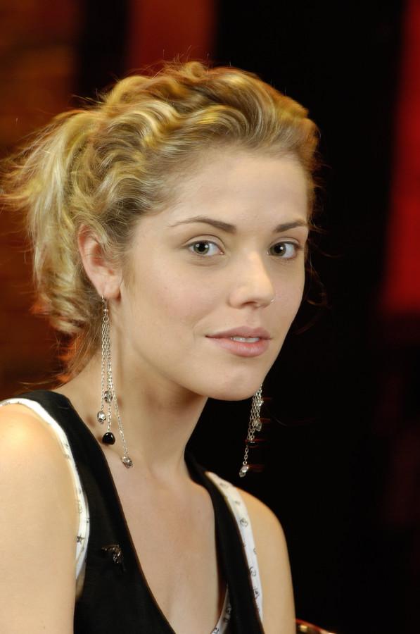Emma Daumas en 2007.