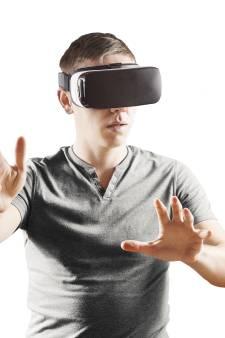 Ontsnappen uit een piramide in Burgh-Haamstede?  Jan Willem Prince bouwt een VR escaperoom waarin dat kan