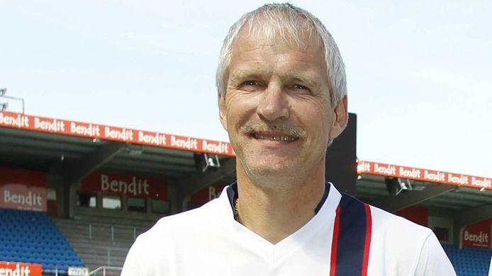 Hallvar Thoresen is tegenwoordig hoofdscout van Rosenborg BK.