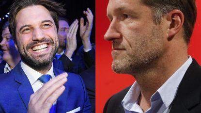Hanengevecht in Wallonië: machtsstrijd tussen Bouchez (MR) en Magnette (PS) houdt formatie op