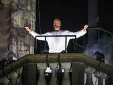 'Jezus' Edwin Jonker beleeft hoogtepunt van zijn carrière in Dordrecht