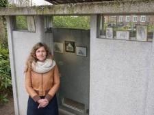 Het Urinoir in Lonneker, misschien wel de enige galerie die nog open is