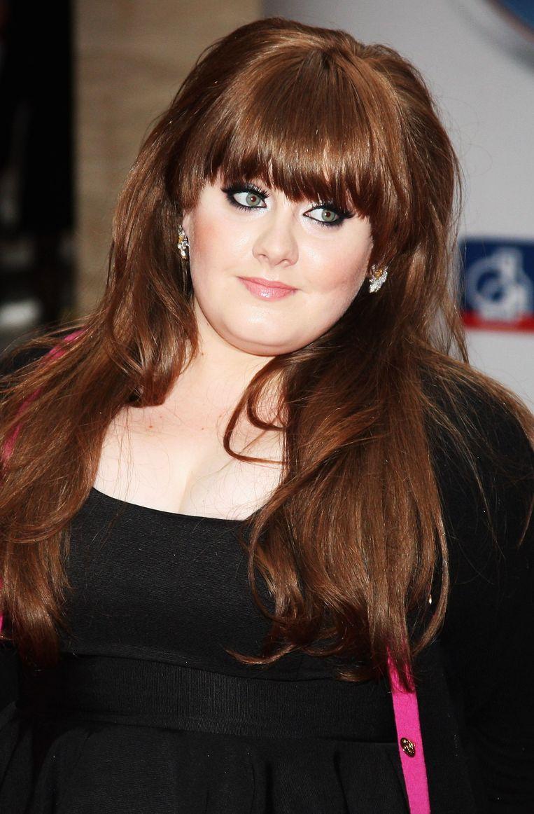 2008: Adele breekt door met 19, vooral een succes in Engeland en Nederland. Beeld Getty Images/Chris Jackson