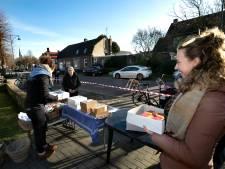 Heel Borkel bakt: ruim 100 taarten naar dorpsgenoten