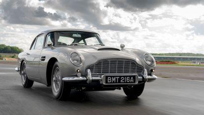 De auto van James Bond wordt - gloednieuw - weer gemaakt, inclusief boordmitrailleurs en verwisselbare kentekenplaten
