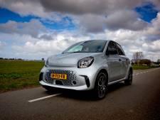 Test Smart EQ Forfour: met de elektrische Smart kom je niet ver