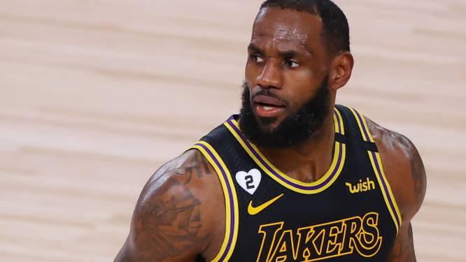 Wedstrijden in NBA hervatten zaterdag