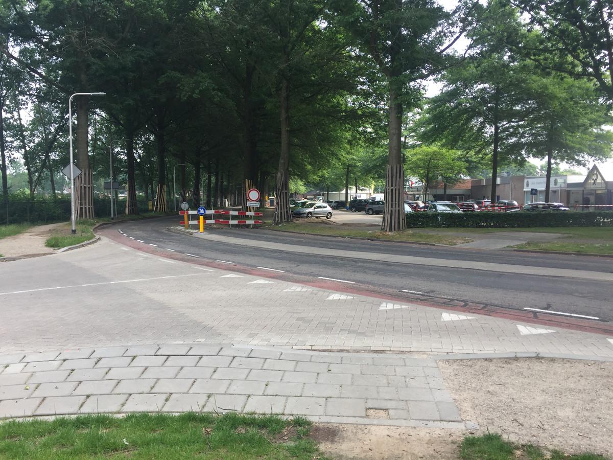 Onder andere de kruising Kapittellaan - Eikenboschweg wordt opnieuw aangelegd, maar niet beter aldus de dorpsraad Berkel-Enschot
