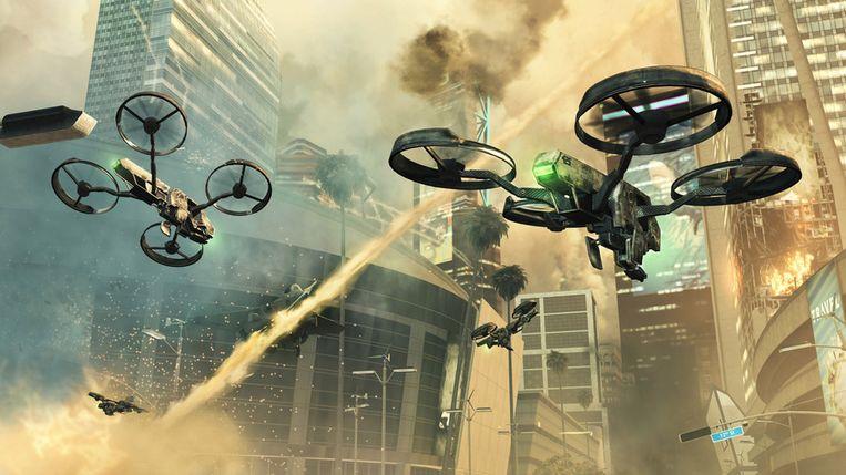 Call of Duty: Black Ops II Beeld ap