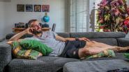 """Het liggende interview met Victor Campenaerts: """"Yes, ik ben weer abnormaal!"""""""